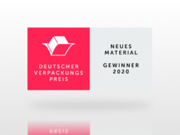 Deutscher Verpackungspreis Neues Material 2020 Gewinner Preisträger Sieger OutNature dvi Silphie Faser Verpackung