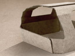 Silphie Papier SilphiePaper SilphieLiner SilphieBoard OutNature Verpackung Wellpappe