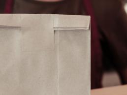 Silphie Papier SilphiePaper SilphieLiner SilphieBoard OutNature Verpackung Tüte Banderole